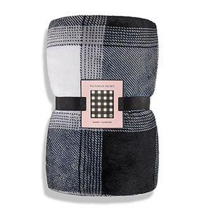 Victoria's Secret New Cozy Plaid Blanket